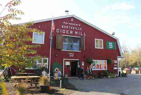 Parmenter's Northville Cider Mill & Winery