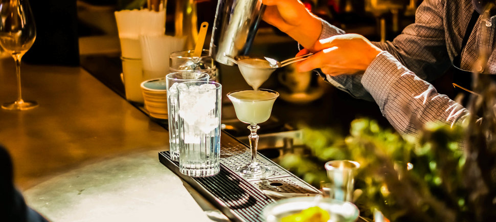 The Best Cocktail Bars in Paris