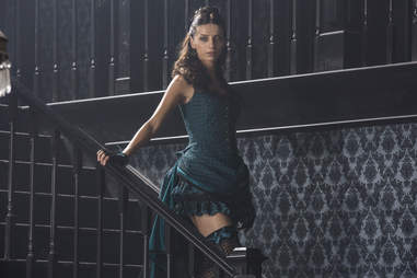 angela sarafyan on westworld
