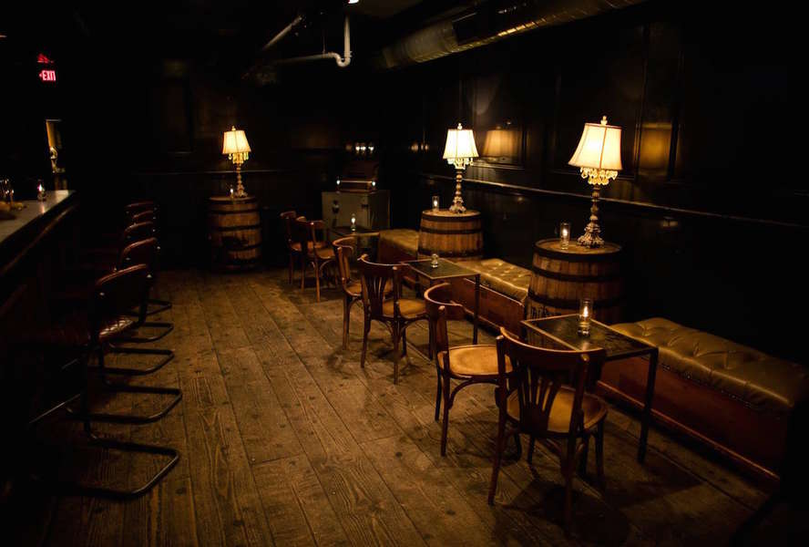 The 16 Most Haunted Bars in America