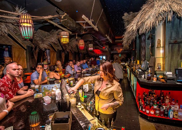 Best Speakeasy Bars In Las Vegas For Cocktails Amp Mixed