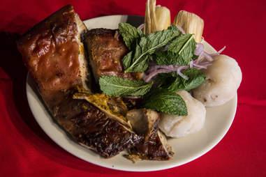 Lima Peru food
