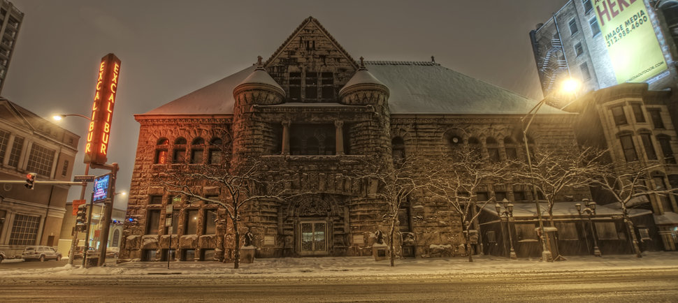 The Creepiest Haunted Places Around Chicago