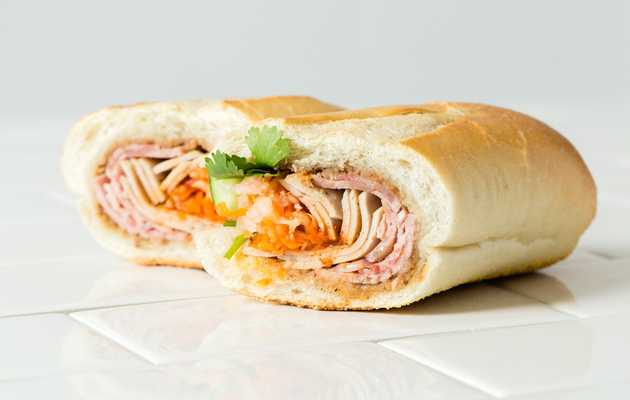 The Best Thing We Ate for Under $10 This Week: Saigon Vietnamese Sandwich's $5.50 Banh Mi