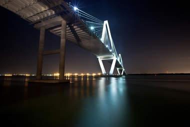 The Arthur Ravenel Bridge