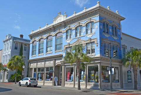 The Most Beautiful Streets To Visit In Charleston Sc Photos