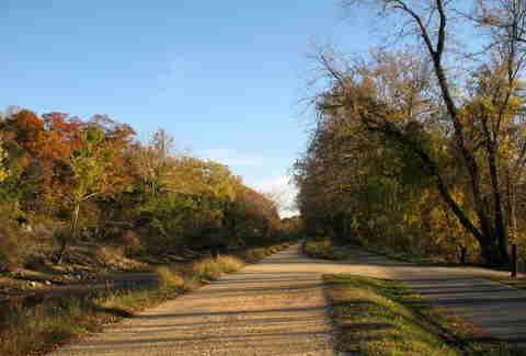 Glover-Archbold Park Trail