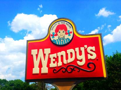 Wendys serves breakfast in some locations