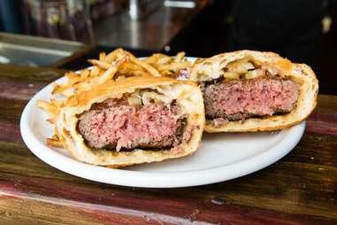 brooklyn beet company burger
