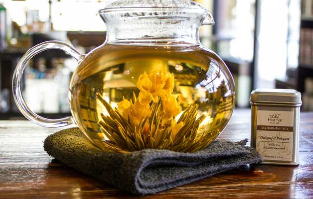 The Best Artisanal Tea Shops in LA