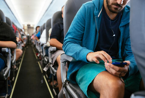 Music to Listen to on a Long Flight - Thrillist