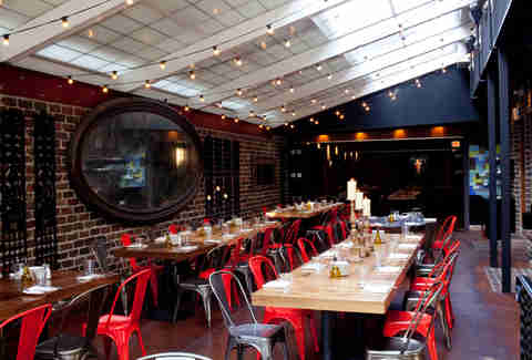 Best Restaurants For A Group Dinner Party In Chicago Il
