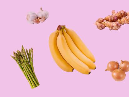 prebiotics vegetables