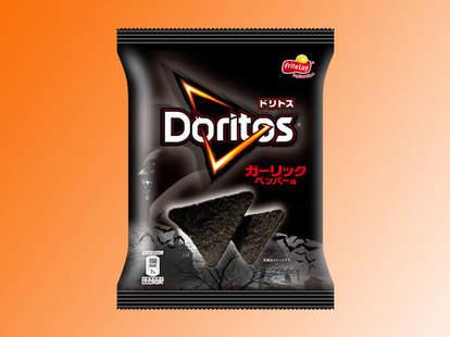 Black Garlic Doritos