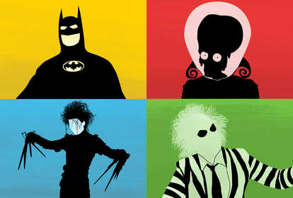 Tim Burton Movies Ranked