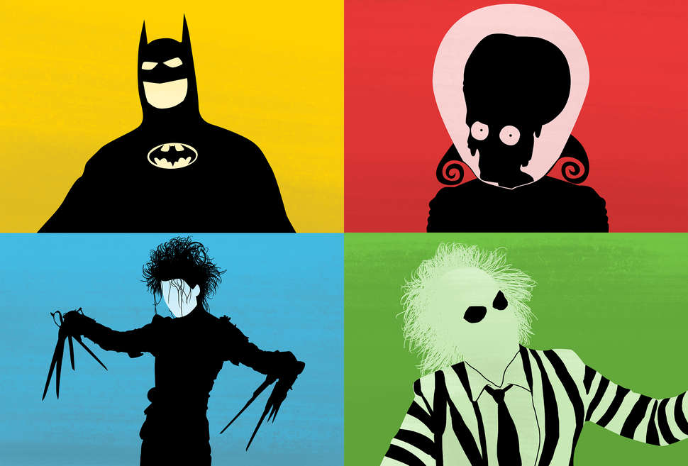 Best and worst tim burton movies ranked perfectly thrillist for Farcical films