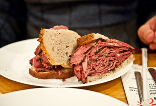 New York's Iconic Carnegie Deli Has Closed