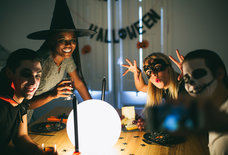 7 Ways to Throw an Eerily Great Halloween Party