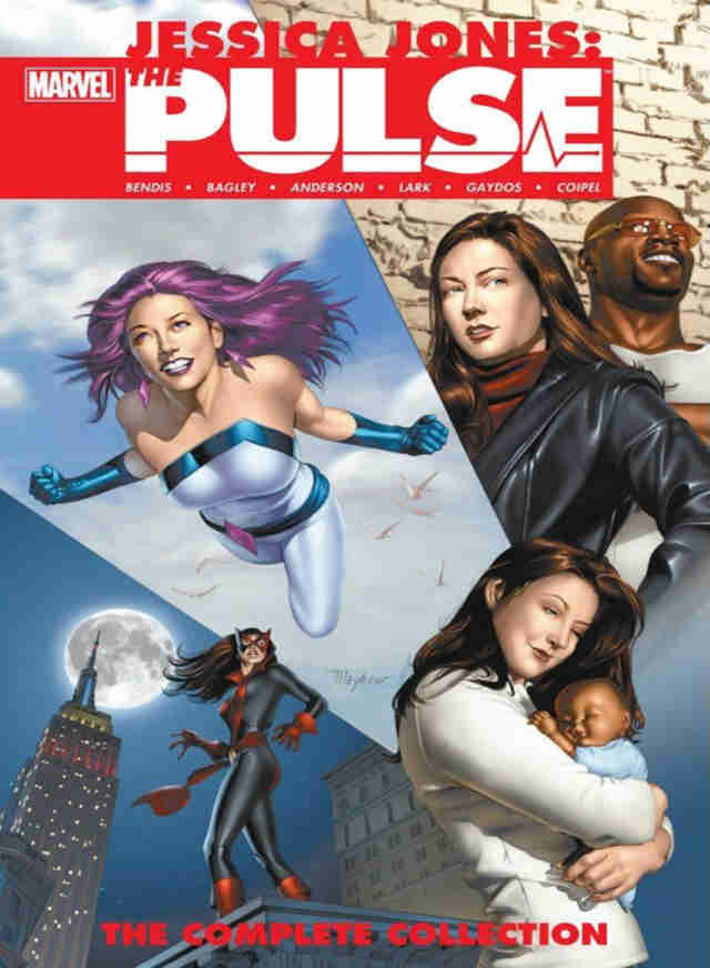 jessica jones the pulse luke cage comics