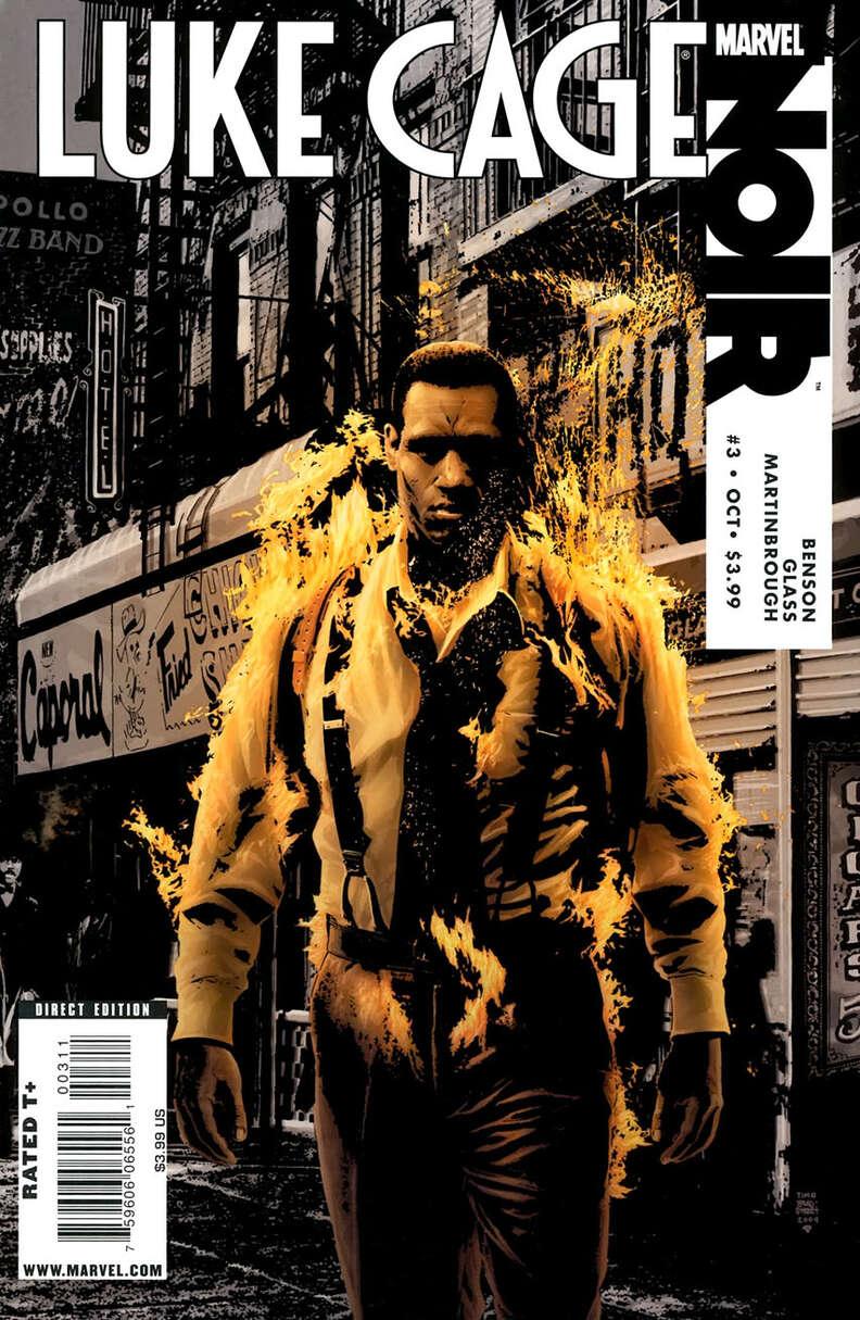 luke cage noir marvel comics