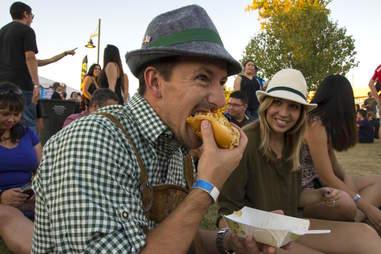 Four Peaks Oktoberfest at Tempe Town Lake