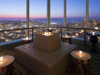 Cityscape Bar and Lounge San Francisco