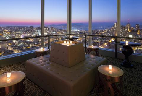 Cityscape Bar and Lounge San Francisco