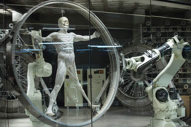 westworld robots