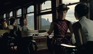 westworld train