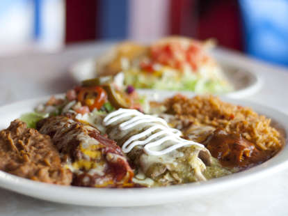 Underrated Tex-Mex in Houston