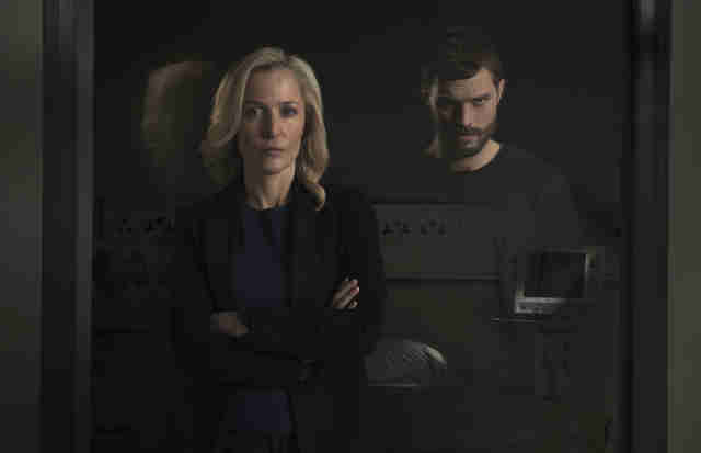 Gillian Anderson, Jamie Dornan, The Fall