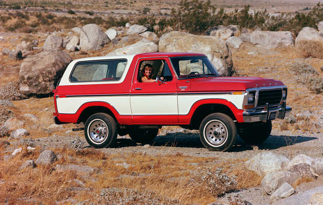 It's Official: The Ford Bronco Is Coming Back (And the Ranger Too)