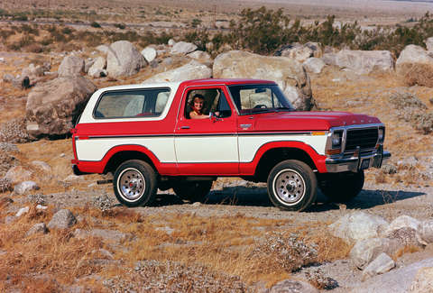 Ford Bronco Making a Comeback