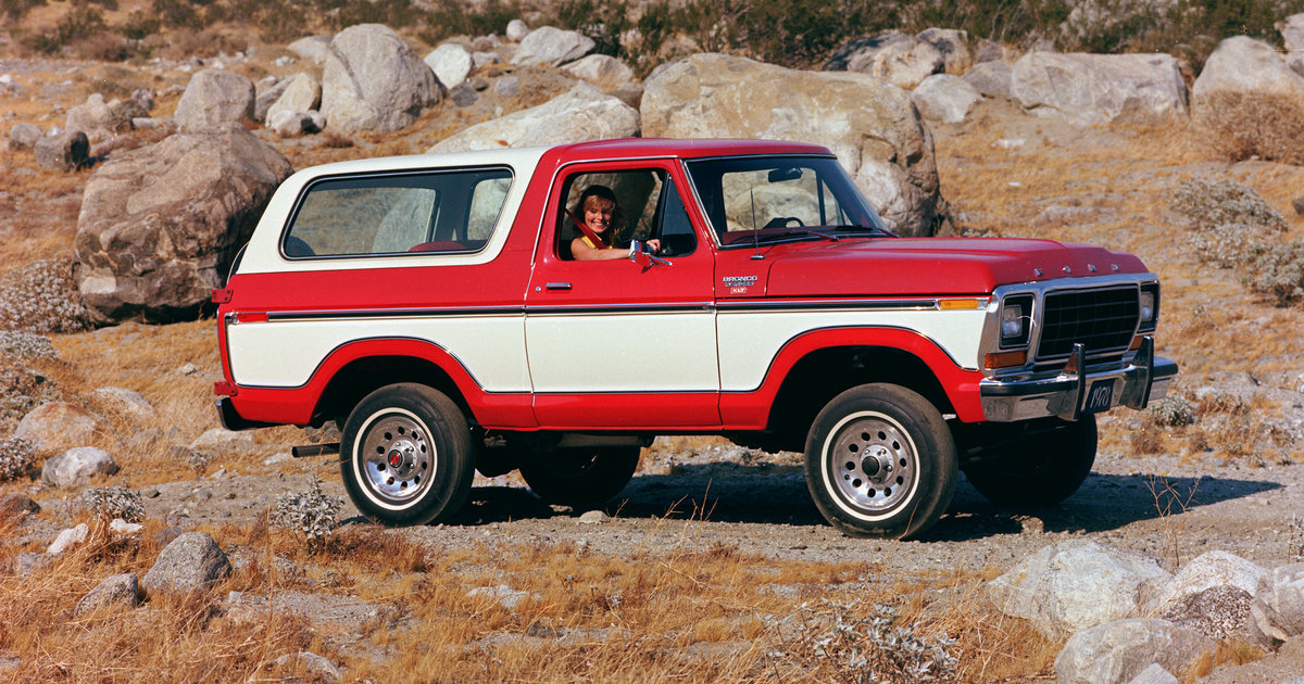 New Ford Bronco and Ranger Will Be for Sale Again in 2020 ...