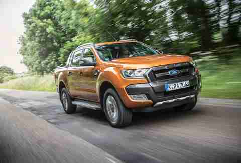 Ford Ranger Returning to the United States