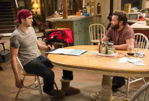 Ashton Kutcher, Danny Masterson, The Ranch, Netflix