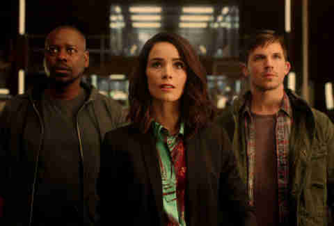 Timeless Show NBC Time Travel