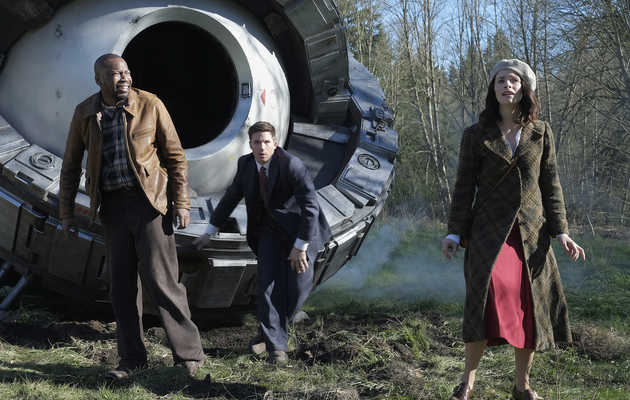 NBC's Time-Travel Caper 'Timeless' Is Your New Guilty Pleasure