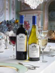 Downton Abbey Wines