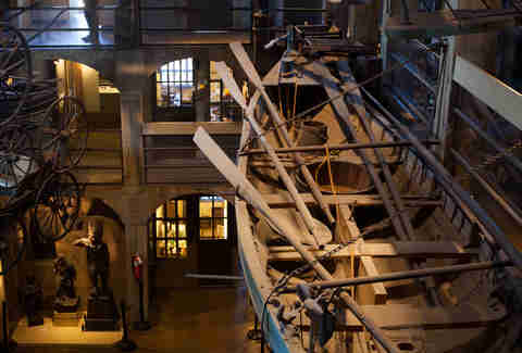 Doylestown Mercer Museum