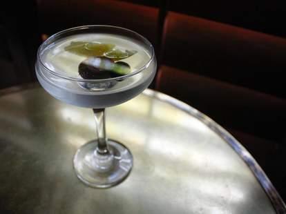MiniBar Hollywood cocktail