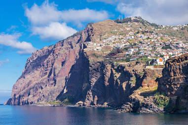 Cabo Girao Cliff