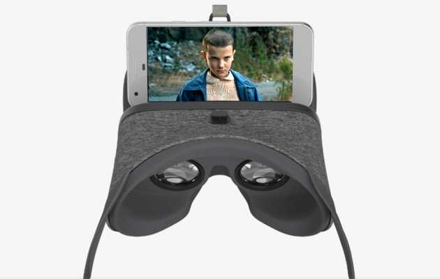 You Can Stream Netflix, HBO on Google's First-Ever Virtual Reality Device