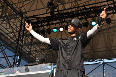 Josh Young from Flosstradamus