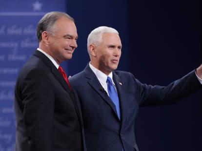 Vice Presidential Debate Reactions