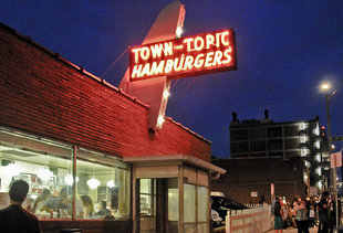 Town Topic Hamburgers