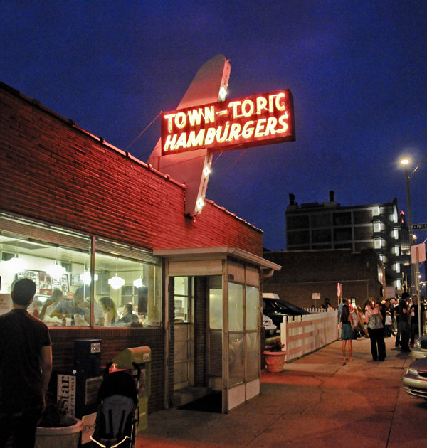 Town Topic Hamburgers Restaurant