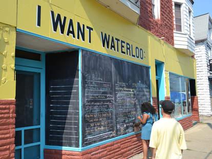 waterloo cleveland