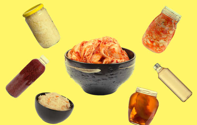 Fermented Foods Are the Best Thing for You and Your Trillions of Stomach Bacteria
