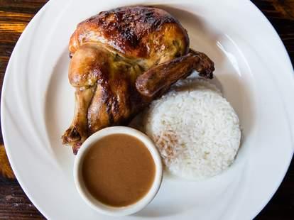 chicken astoria